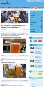 Cheapflights.com Top airports to celebrate Oktoberfest
