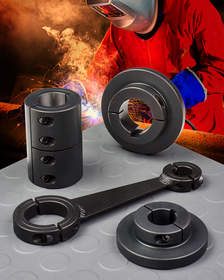 Stafford Weldable Shaft Collars are