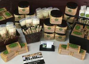 BendSoap.com offers the world's most all-natural toxin-free goat milk soaps, lotions, milk baths, deodorants, lip butter and a variety of gift sets made on the Johnson family farm in Bend, Oregon.