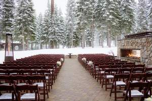 Lake Tahoe outdoor wedding venues