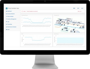 FogHorn Systems Lighting software dashboard view