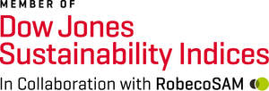 dow jones sustainability index member