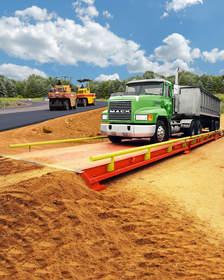 Alliance Portable Truck Scale