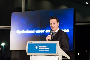 Harry de Wit, Member of Management Board & CEO Asia-Pacific, Fresenius Medical Care