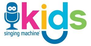 Singing Machine debuts new logo for Singing Machine Kids Toy line