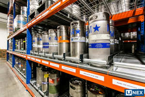 UNEX Manufacturing Keg Flow