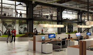 Karma, an American car company that manufactures luxury hybrid plug-in vehicles, will begin relocating from neighboring Costa Mesa to this new location, at 9950 Jeronimo in Irvine, later this year.