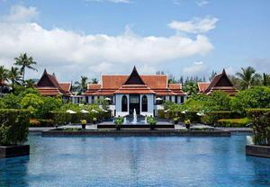 JW Marriott Resort & Spa in Khuk Khak Thailand