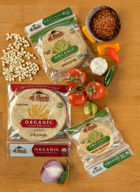 Mi Rancho's small and large organic flour tortillas have been validated by the Non-GMO Project