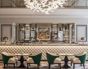 The Park Room redesign mixes historic