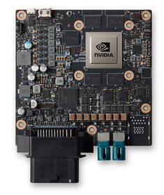 The new NVIDIA DRIVE PX 2 for AutoCruise enables highway automated driving and HD mapping, and consumes just 10 watts of power.
