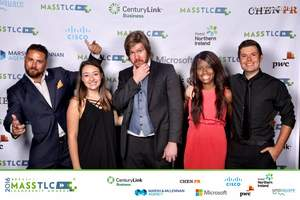 MassTLC members at the 19th Annual Leadership Awards Gala. Photo Credit: Pretty Instant