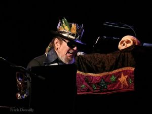 Dr. John -- Photo credit: Frank Donnelly
