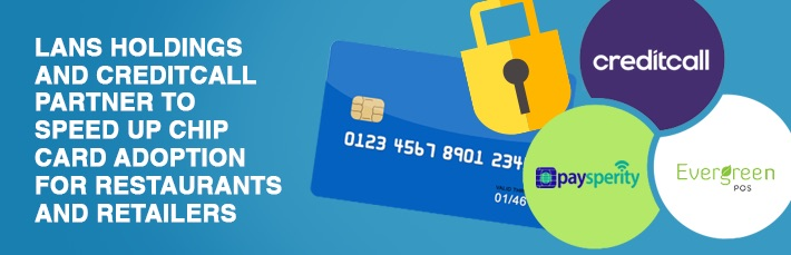 Lans Holdings And Creditcall Partner To Speed Up Chip Card