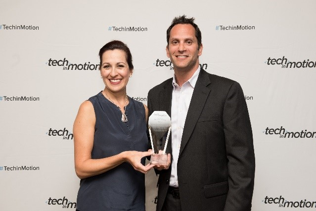 Technossus Wins 'Best Tech Work Culture' at 2016 Timmy Awards