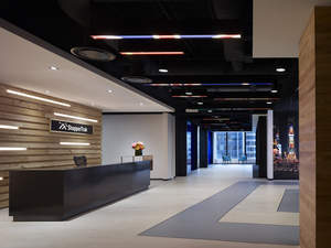 ShopperTrak Office; Chicago,IL