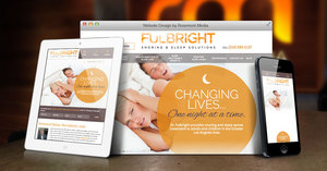 Michael Fulbright, DDS Designs New Specialty Website