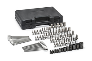 The 80742 84-piece Torx and Hex Bit Socket Master Set from GearWrench is now available.