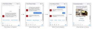 Reve Chatbot Flow