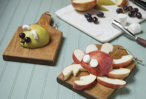 Apple snack ideas