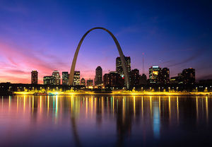 Hotels near St Louis Airport
