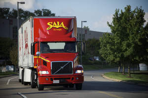 Saia LTL Freight will expand its network into Pennsylvania and New Jersey in 2017.
