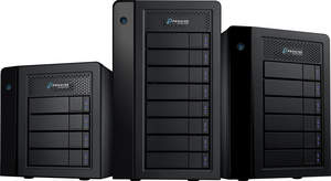 RAID Storage - Pegasus3 Series