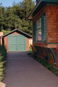 HP Garage, birthplace of Silicon Valley