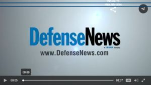 Defense News' Vago Muradian interviews John Lettow, president of Vorbeck Materials Corp., and Eric Spackey, CEO of Bluewater Defense, discussing new wearable antenna technology that can be sewn into uniform and backpacks. http://vorbeck.com/