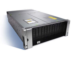 Cisco UCS S-Series 3260. Data Unstored