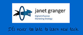 Digital Coach and Consultant Janet Granger
