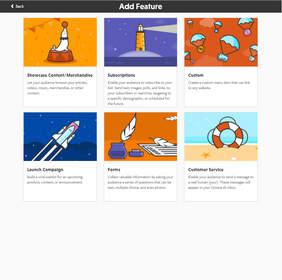 Octane AI Platform Features