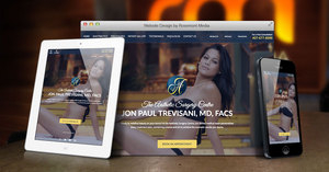Dr. Jon Paul Trevisani Launches New Plastic Surgery Website