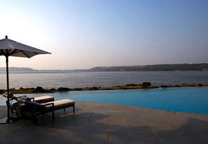 Beach hotels in Goa India