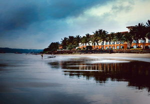 Hotels in north Goa India