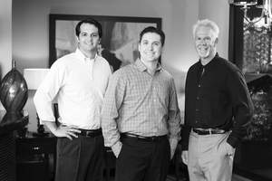 Scottsdale Dentists Dr. Jonathan Coombs, Dr. Brandon Ryff and Dr. Don Chiappetti