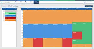 Vasona Networks SmartTUNING scheduler interface