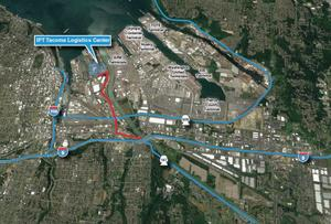 Cushman & Wakefield Commerce brokers sale of Interfor's 58-acre former sawmill in Tacoma, Wash., to make way for a 1.1M square-foot industrial development by Industrial Property Trust (IPT)