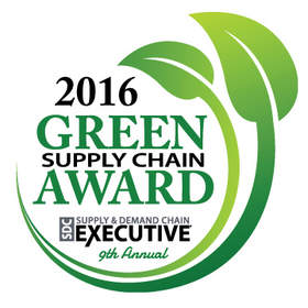 Tyco Retail Solutions Green Award Winner