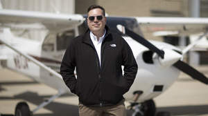 Rod Rakic founder of FlyOtto
