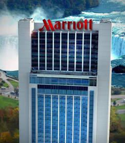 Niagara Falls Ontario Canada hotel