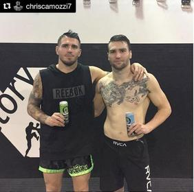 Chris and Brian Camozzi