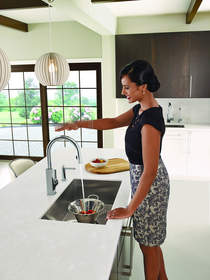 Moen STo Kitchen Faucet with MotionSense
