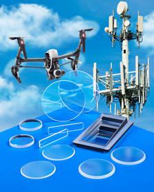 Meller Sapphire Optics for drones