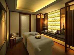 Singapore luxury spa