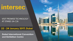 Promise Technology at Intersec 2017 in Dubai