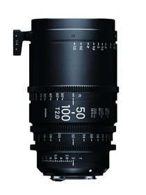 versatile high speed cine zoom lens