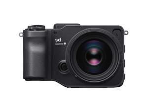 high-res mirrorless camera