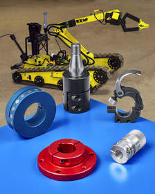 Stafford Shaft Collars, Couplings & Mounting Components for robotics