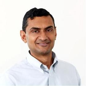 Alok Jha, CEO of Assured Risk Cover